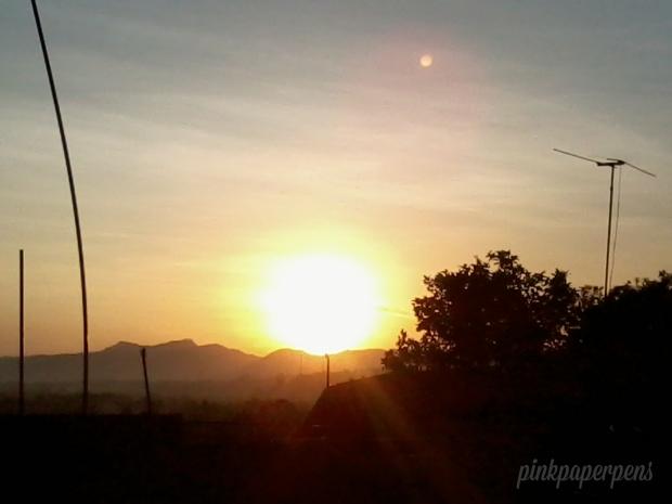 110412 sunset.