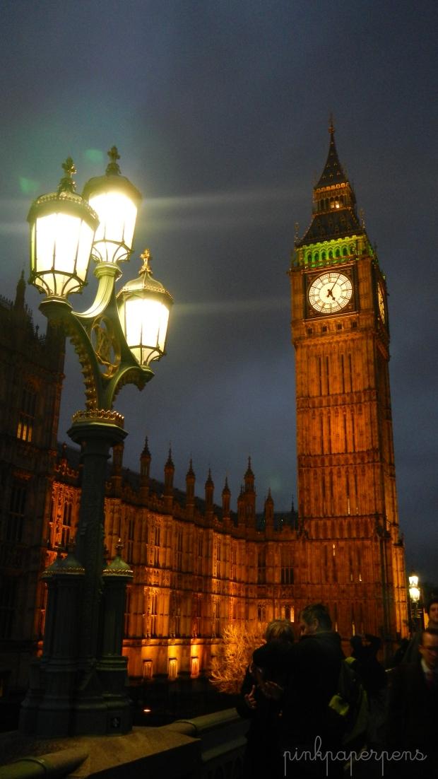 The famous Big Ben—or a sneak peek of it!