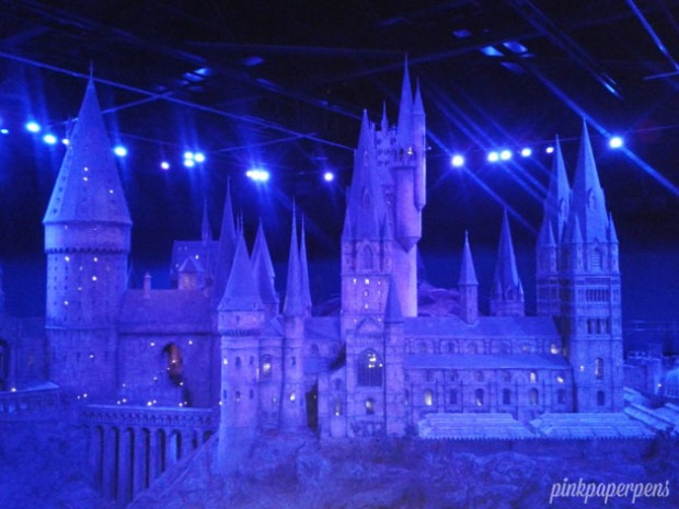 A breathtaking look at a miniature Hogwarts to conclude the lovely tour!