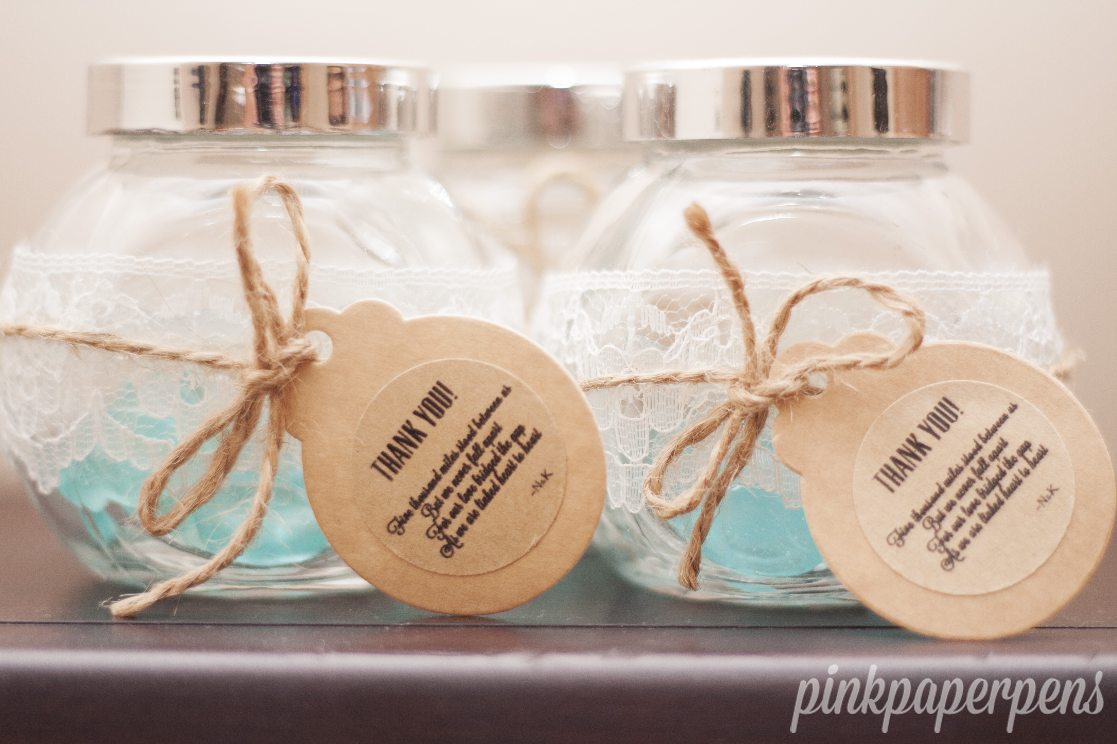 sweepstakes promotions lacey mason jars diy wedding giveaways quaint quinn 1224